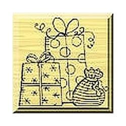 Tampon bois - Cadeaux de...