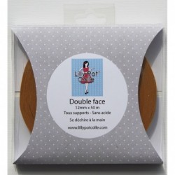 Double face 12 mm x 50 m -...