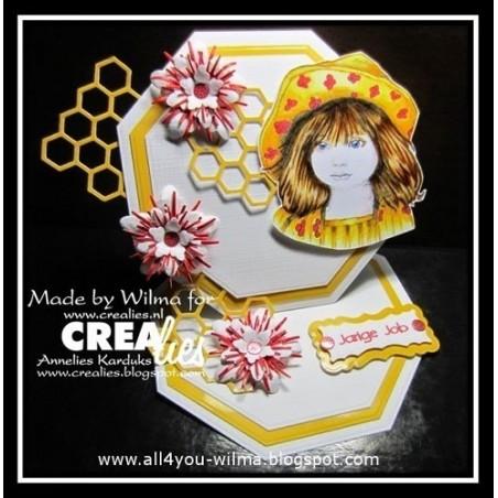 Stickers 3D Cooky  - Drapeaux - Maildor
