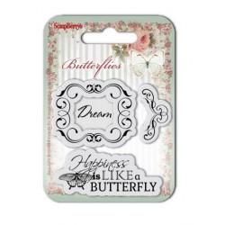 Butterflies, Tampons...