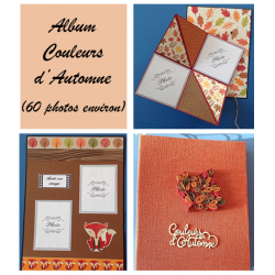 "Kit - Album ""Couleurs..."