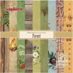 Forest - Assortiment 24...