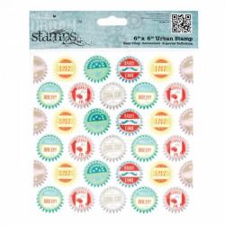Urban Stamps - Tampon en...