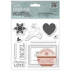 Urban Stamps - 11 Tampons...